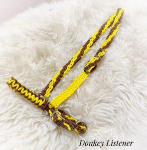 Donkey Halter/bridle