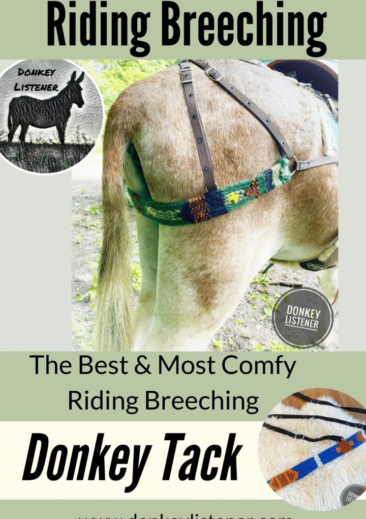 Saddle Breeching